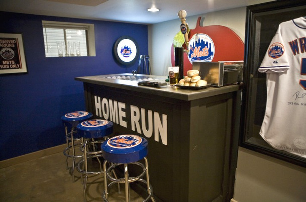 baseball 12 Man-tastic Man Caves