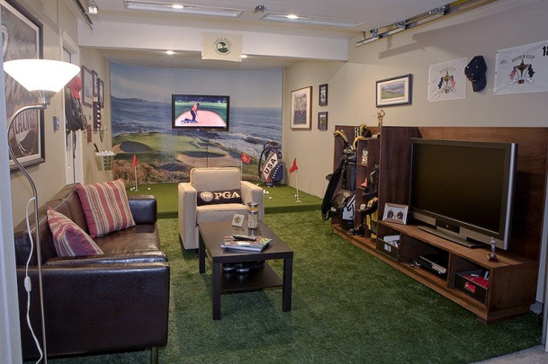 golf 12 Man-tastic Man Caves