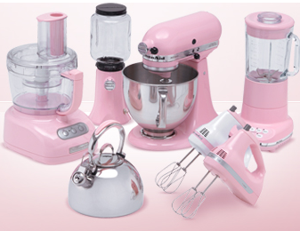 pink-appliances WARNING: 25 Outrageous & Lame Gifts You Should NEVER Get Your Girlfriend