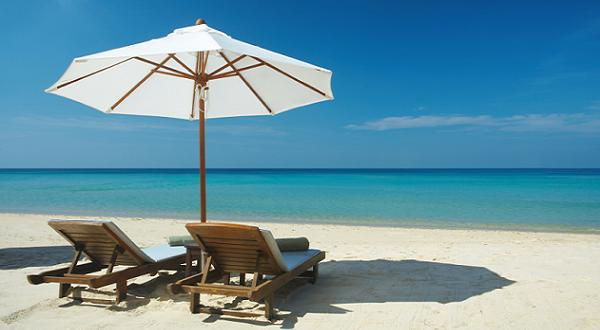 beach-homepage Current Event - Wealthy Americans Should Take Vacations