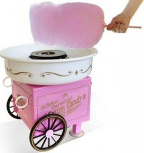 cotton-candy-machine 10 Novelty Appliances - Use them or Yardsale them?