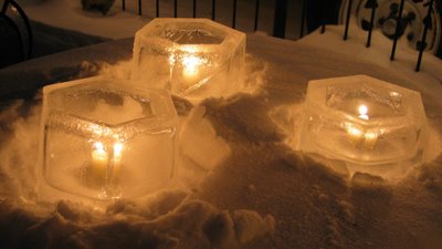 ice-candles Outdoor Winter Fun On The Cheap