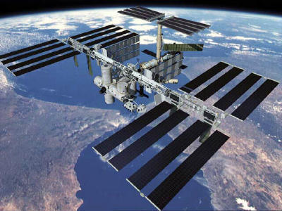 international-space-station Rough and Tumble: A Conversation With A Dryer