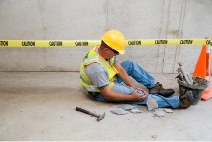 work-injury Don't Let DIY Disasters Happen To You